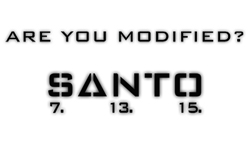 Santo the Movie More than a movie, it's a cause. More than numbers, an alpha meaning.